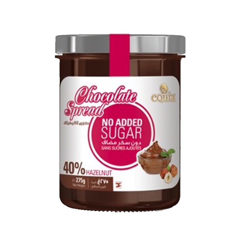 No Added Sugar Chocolate Spread