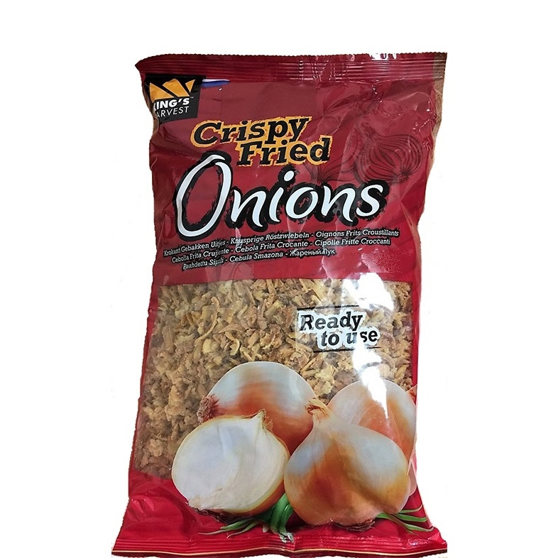 Crispy Fried Onion