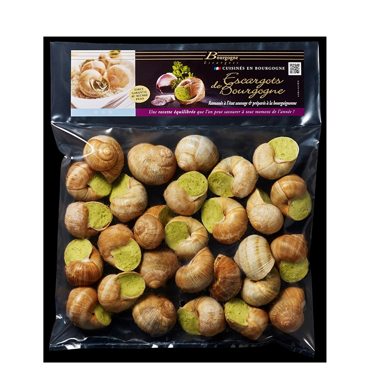 Frozen Snails Large Pack Of 48
